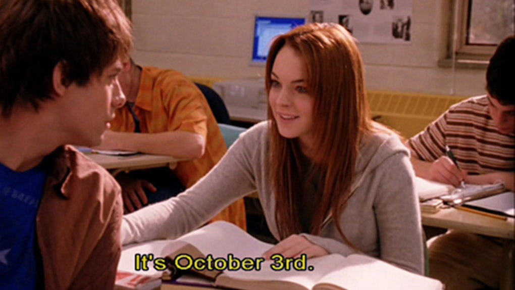 17 Iconic Lines You Need To Be Quoting On Mean Girls Day