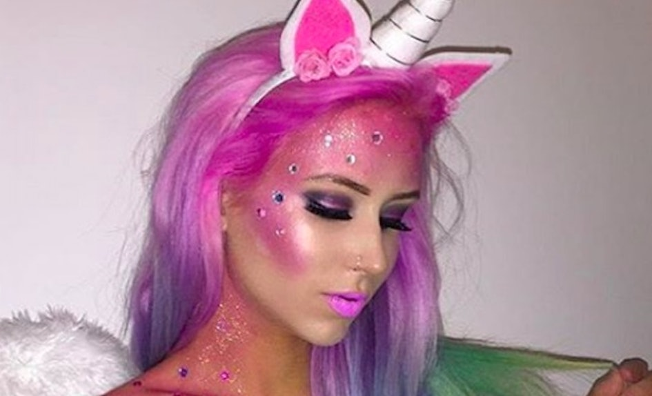 78000 women might all wear this rainbow unicorn costume for halloween
