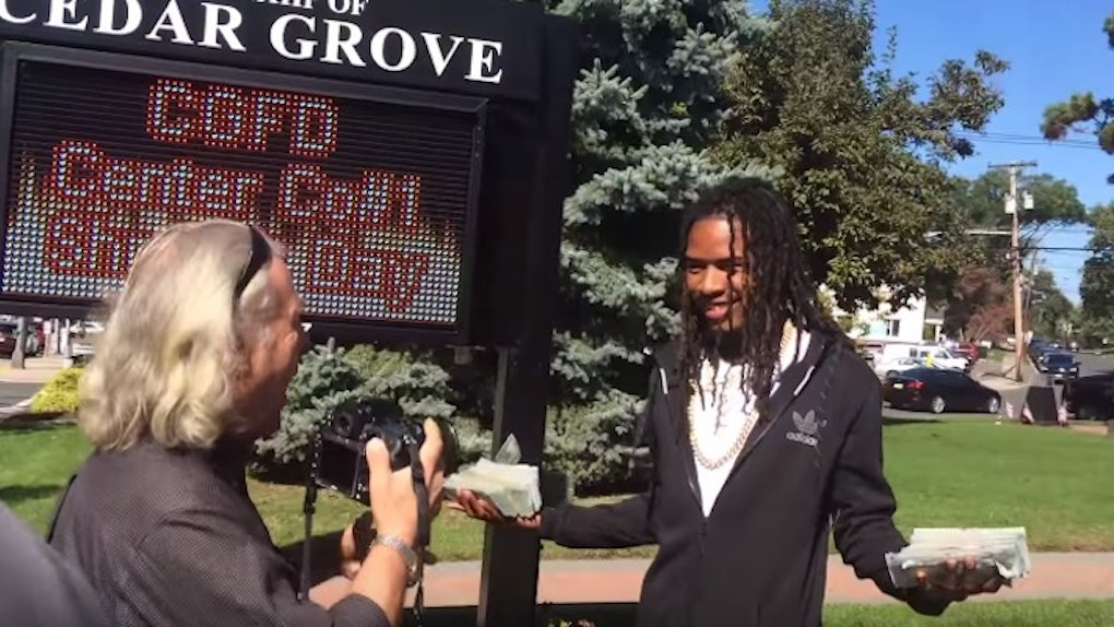 Fetty Wap Arrived At Court With Over $100K To Pay $360 Fine