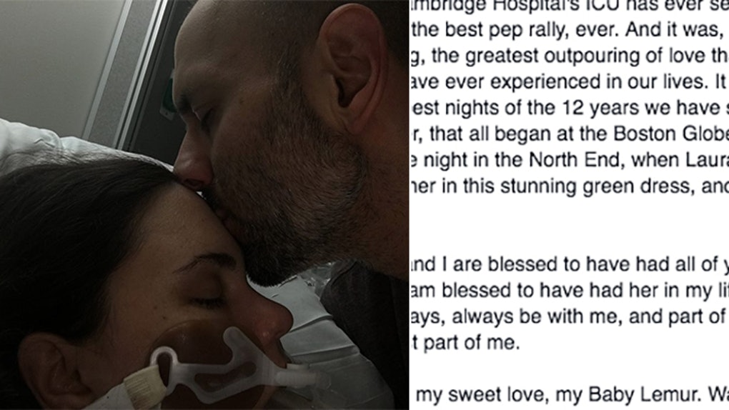 Man's Beautiful Letter To Hospital After Wife Dies Will Make