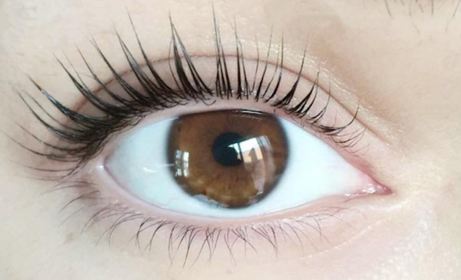 These Before And After Eyelash Lift Photos Will Give You Serious