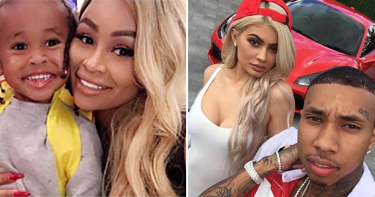Kylie Jenner Threw A Party For Tyga S Son And It Put Blac