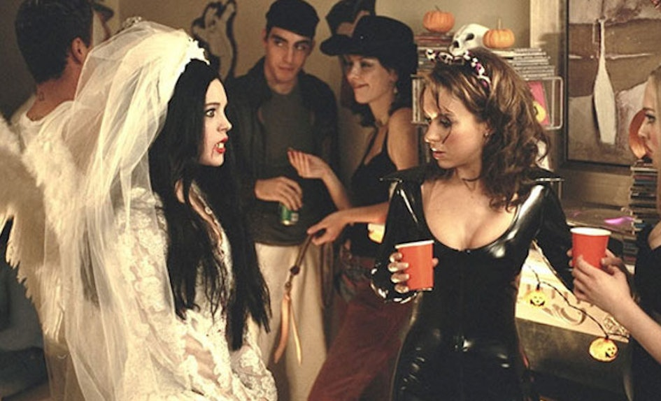 how to have fun on halloween when you re single