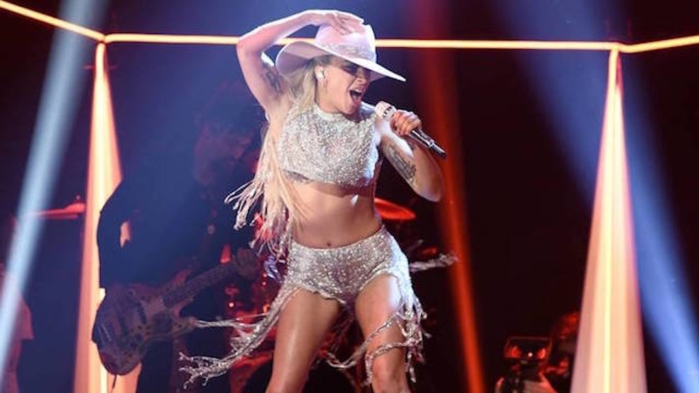 Lady Gaga Workouts To Get In Shape For 'Joanne'