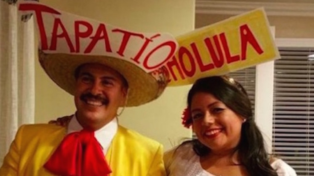 Hilarious Couple Creates The Hottest Halloween Costume Of All Time