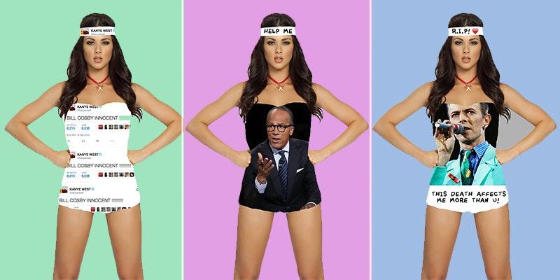 Sexy halloween costume ideas for women