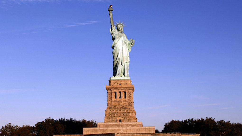 Statue Of Liberty Poem By Emma Lazarus Has Important Message