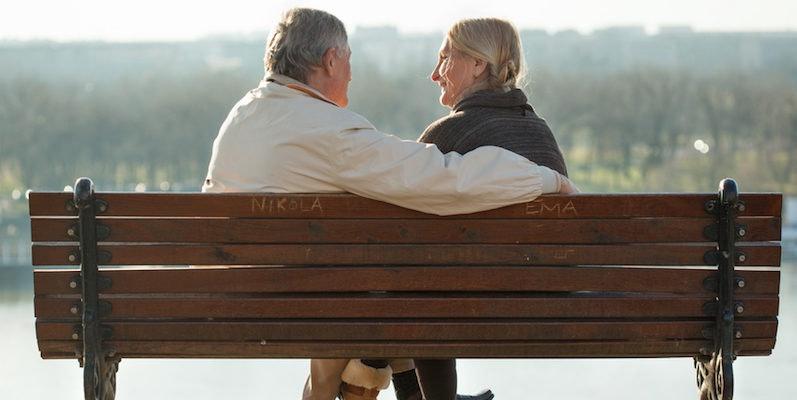 Elite daily dating older man