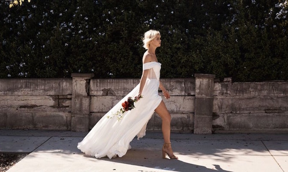 This website lets you design your own wedding dress and try it on at this website lets you design your own wedding dress and try it on at home junglespirit Choice Image