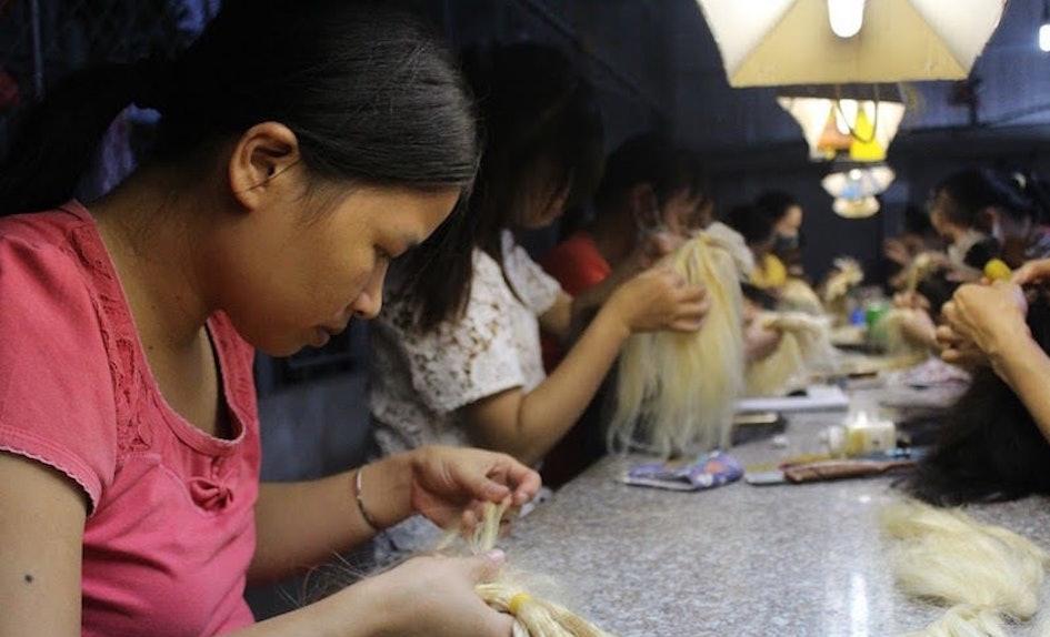 Vietnams Hair Extension Industry Untangled