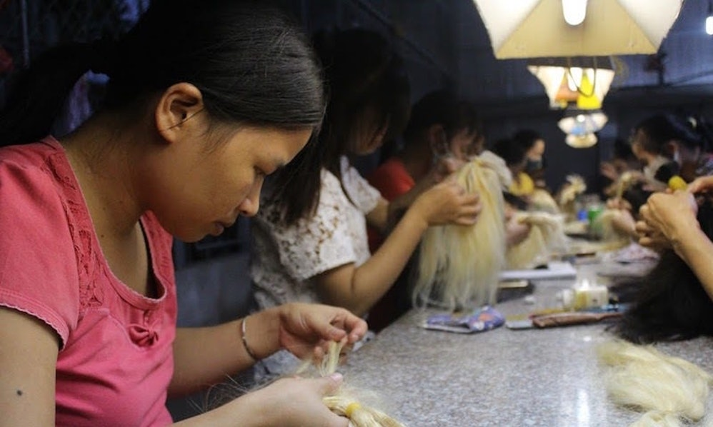 Vietnams Hair Extension Industry Untangled