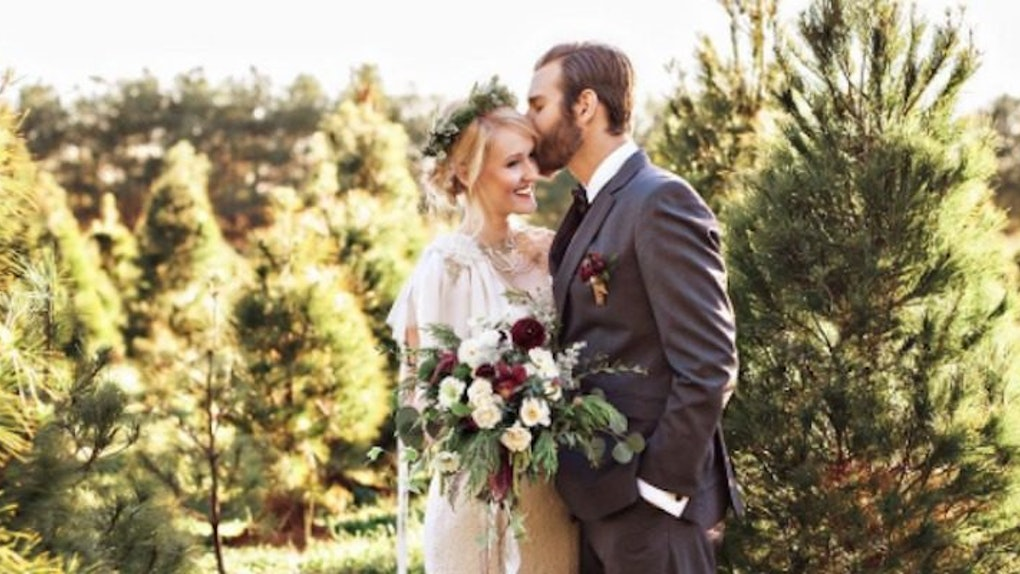 Christmas Tree Farm Weddings.Christmas Tree Farm Weddings Are The Best Way To Wed