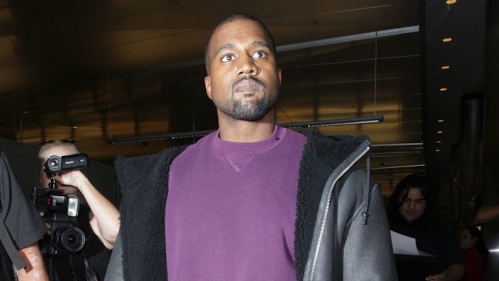 5505cbaa7778e Kanye West Hospitalized Following Rants And Cancellations