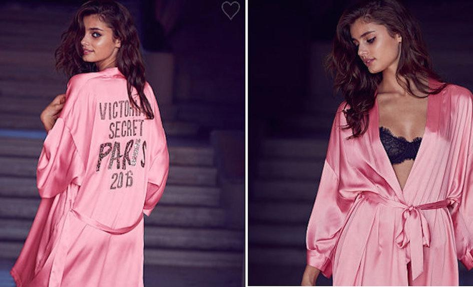 Victoria\'s Secret Fashion Show Robe Is The Perfect Purchase