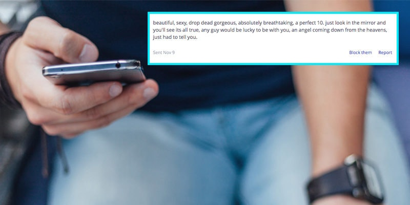 Cringe-Worthy OKCupid Messages