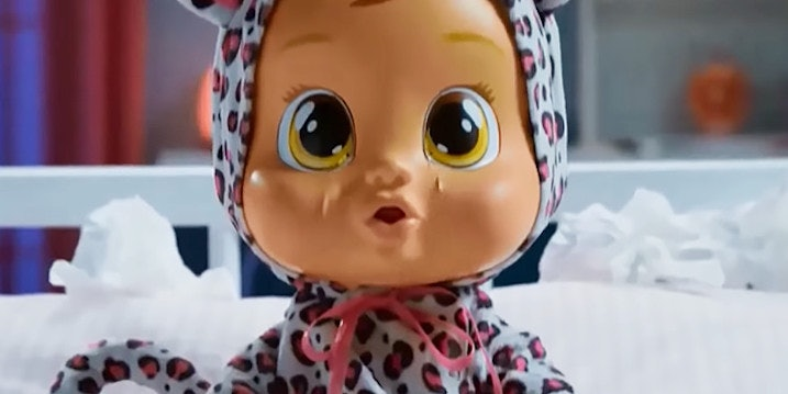 Parents Are Saying This Cry Babies Doll Sounds Like It S Moaning