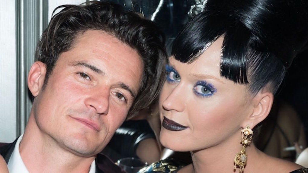 Katy Perry Tells Orlando Bloom He Looks Like Jen Aniston