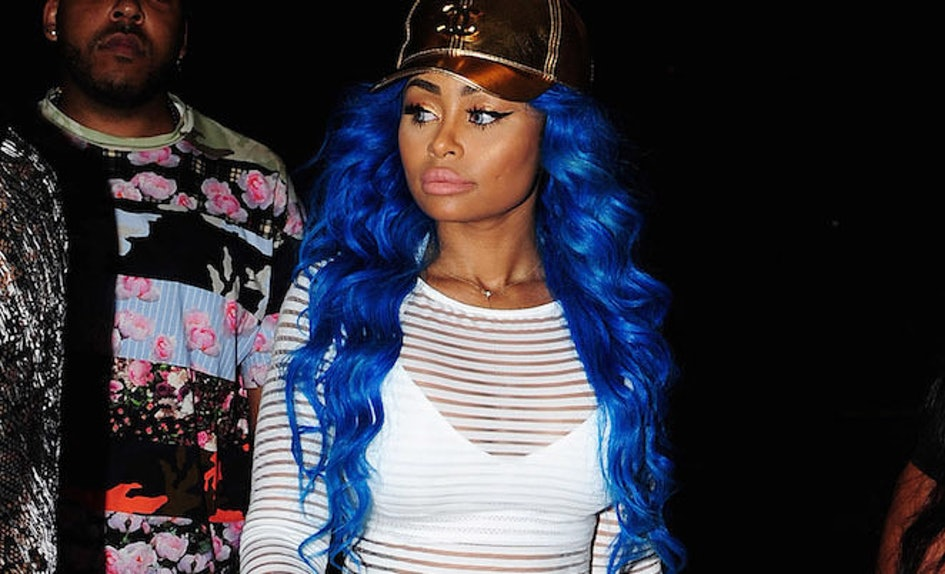 Blac Chyna\'s Not Invited To Kardashian Christmas Party