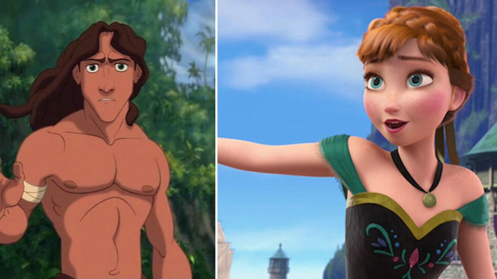 Frozen Director Confirms The Movie S Connection To Tarzan
