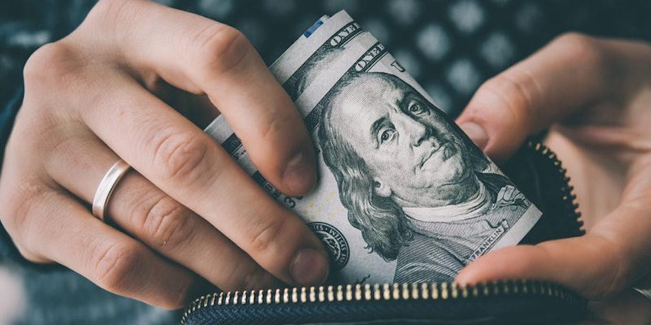 how to begin saving money
