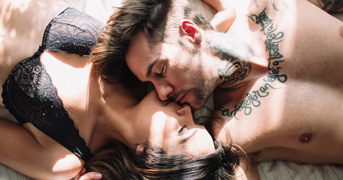 An Expert Reveals What Exactly Causes Sexual Tension