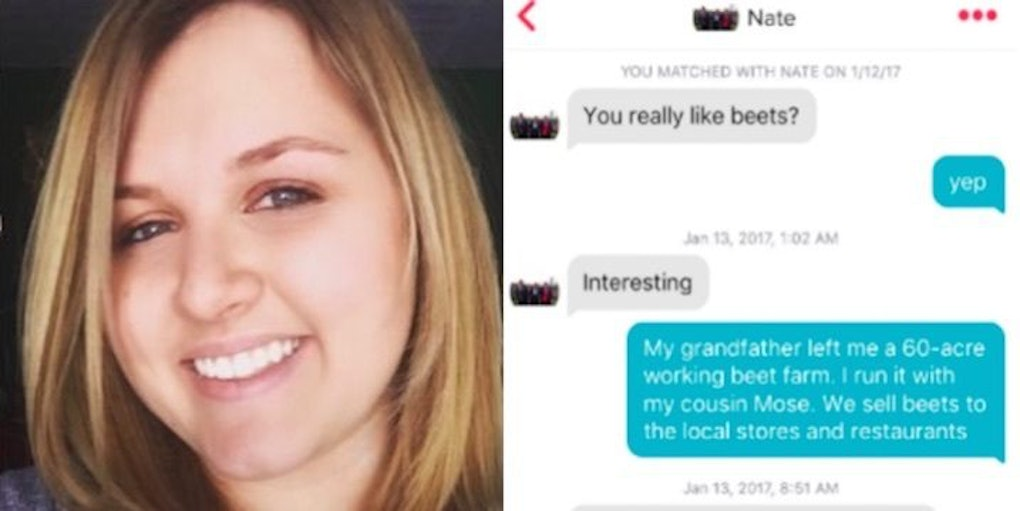 The Office Quotes | Girl Uses The Office Quotes To Impress Clueless Tinder Date