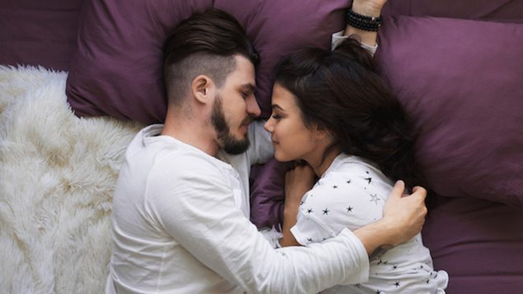 What Your Favorite Cuddle Position Says About Your Relationship