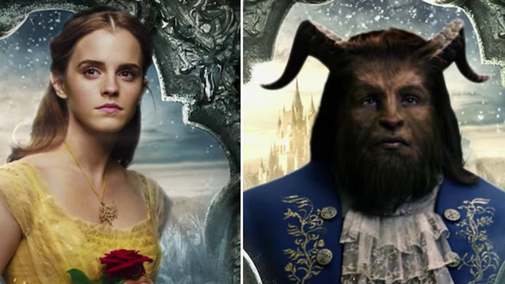 Emma Watson Sinks Belle Beast Stockholm Syndrome Theory