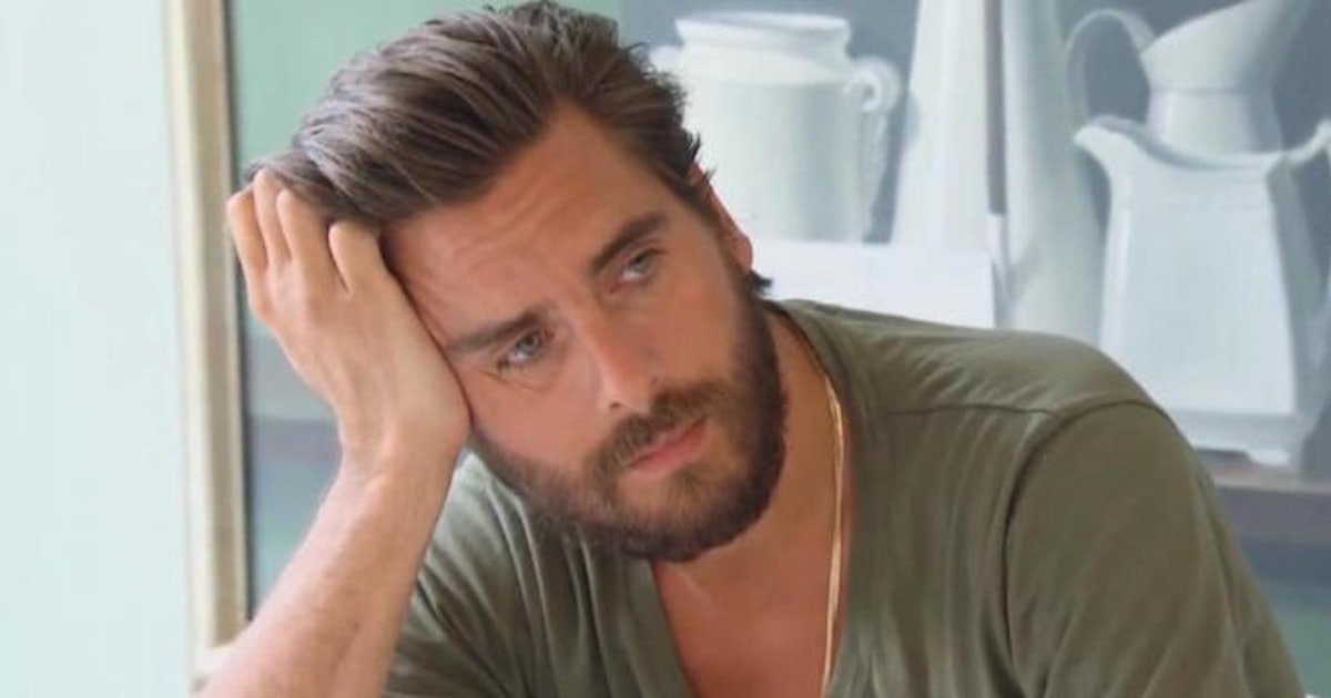 Scott Disick Talks Bella Thorne Kourtney Kardashian Gargantuan