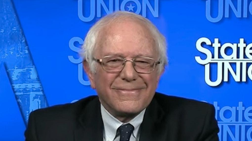 b175067c Bernie Sanders Responds To Fashion Line He Inspired
