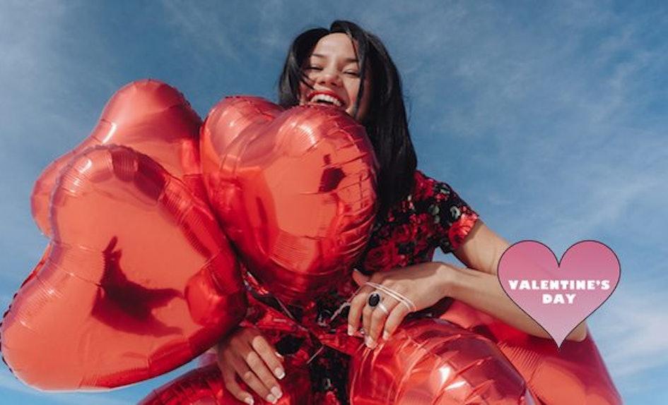 Valentine hook up — 2