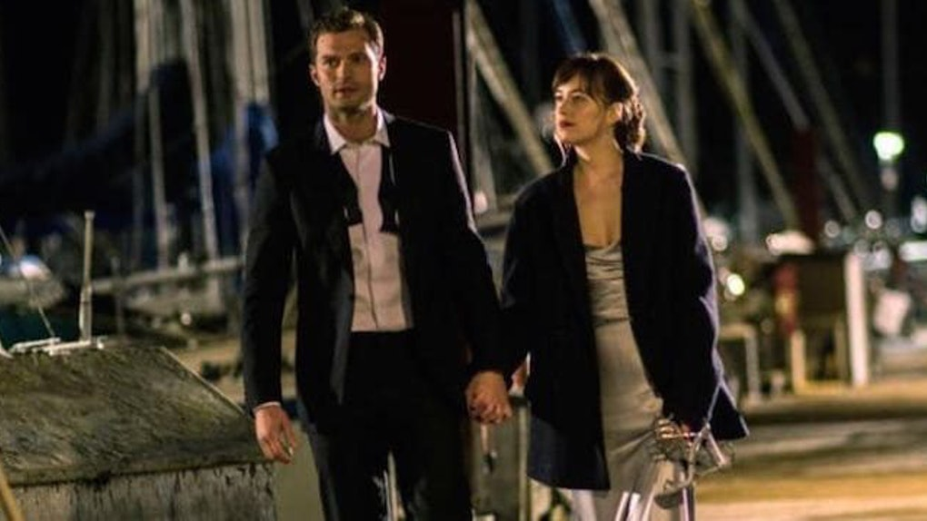 Fifty Shades Darker Clip Gives Huge Spoiler For Final Movie