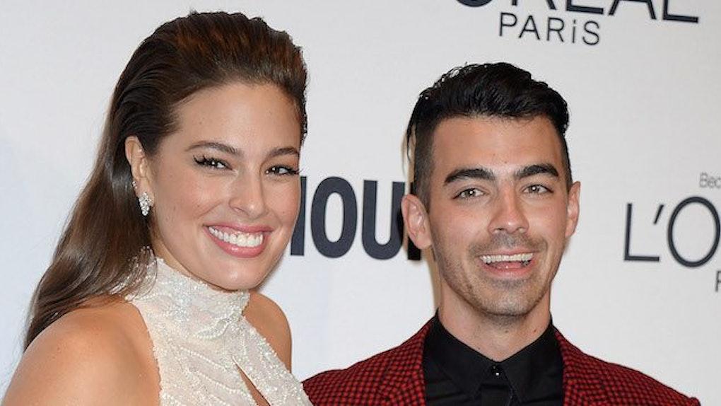 Joe Jonas Admits Video With Ashley Graham Was Awkward