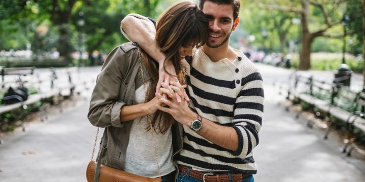 Casual dating turns into relationship