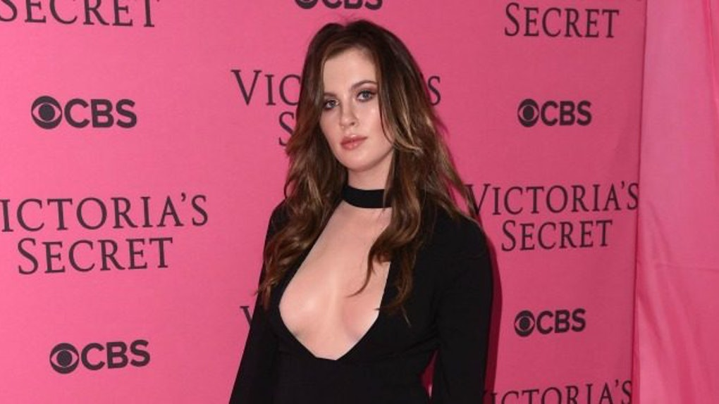 Ireland Baldwin Celebrates Earth Day by Going Topless