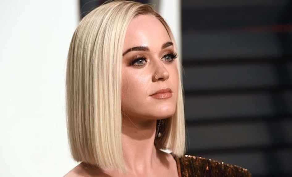 Katy Perry Gets New Haircut After Breakup