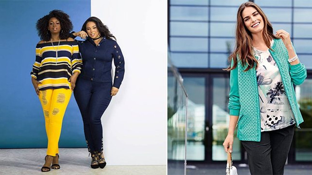 22d8881c These Clothing Lines Prove Plus-Size Women Are Gorgeous