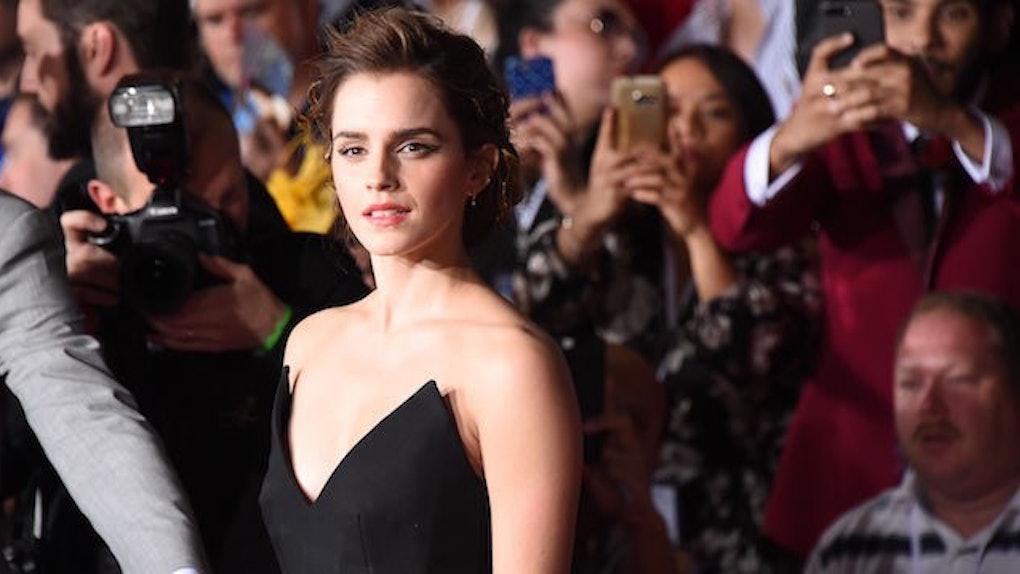 Emma Watson Victim Of A Nude Photo Hack?! Her Team