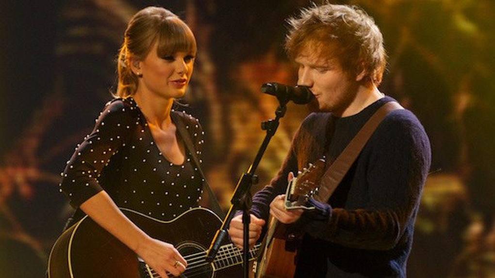 Ed Sheeran And Taylor Swift Will Definitely Duet Again