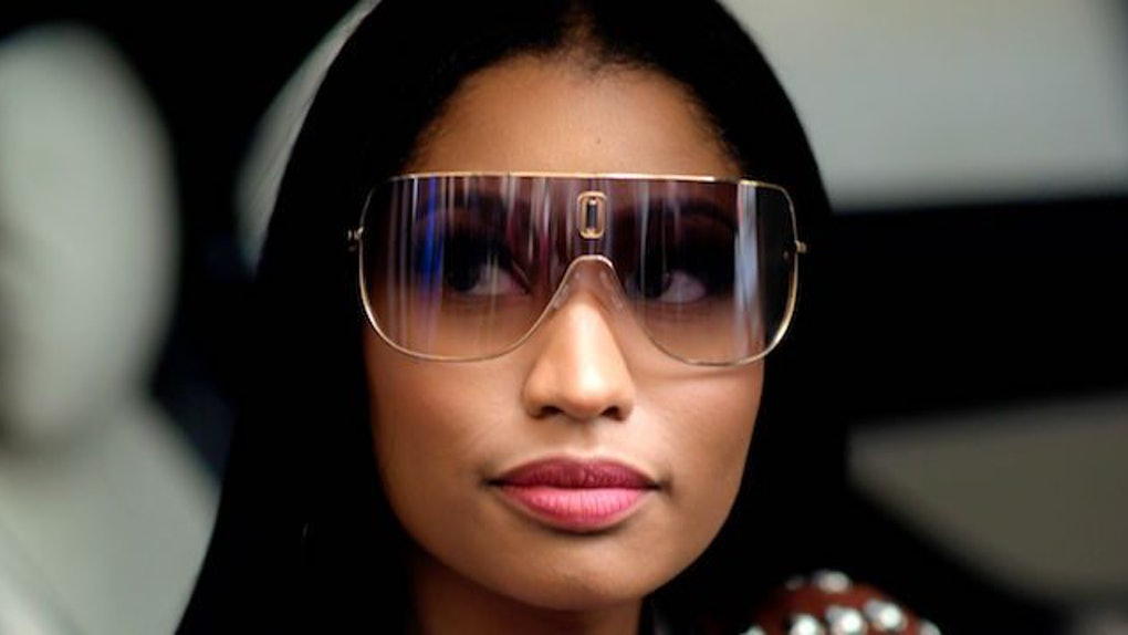 Nicki Minaj Just Dropped The Most Savage Diss Track