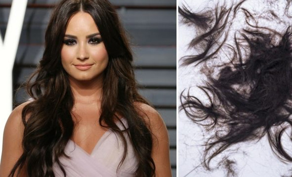Demi Lovato Got A Drastic New Hair Cut