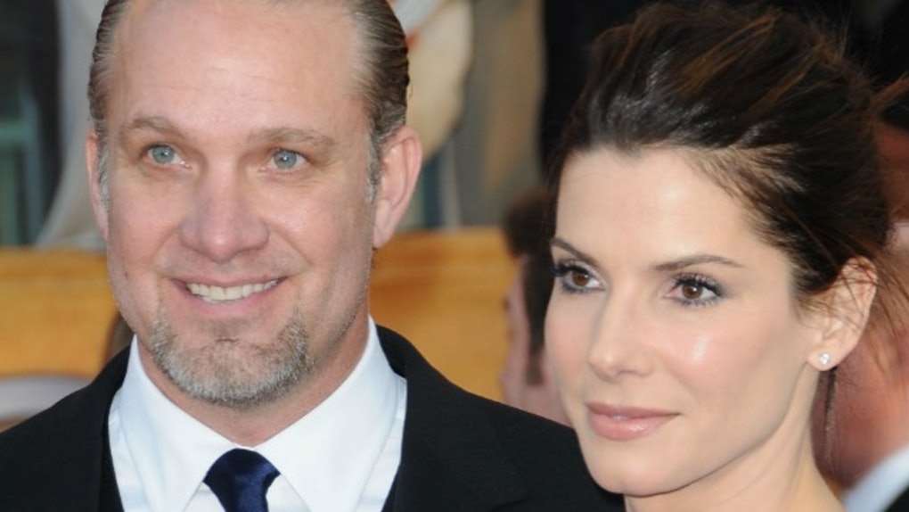 Sandra Bullock's Ex Jesse James Defends Cheating On Her