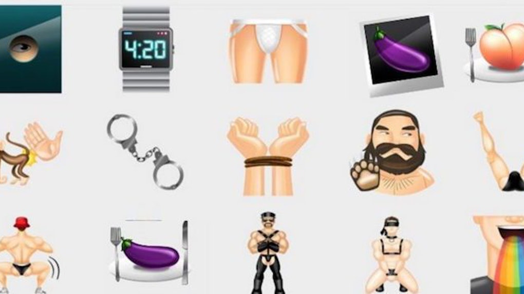 Grindr Emojis Will Teach You About Gay People S Sex Lives
