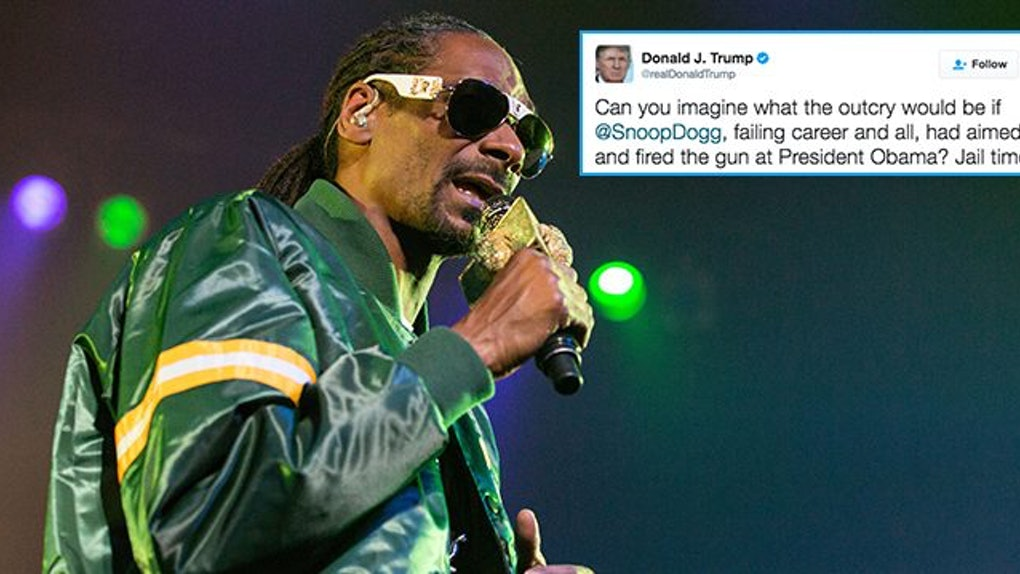 Thoughts Fans Have About Trump's Beef With Snoop Dogg