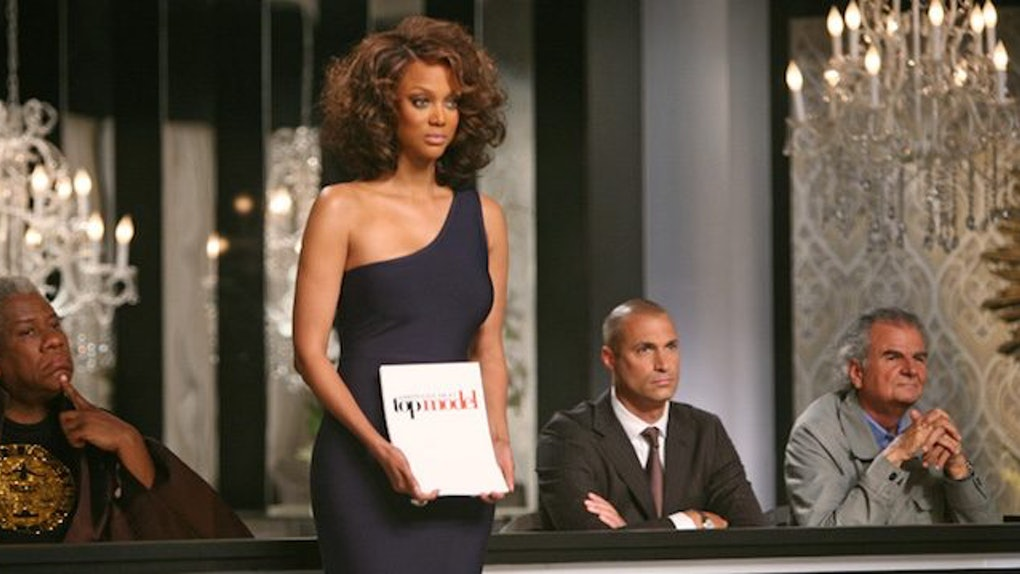 Image result for tyra banks antm
