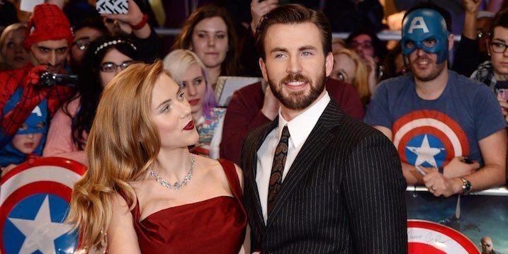 Scarlett jo dating