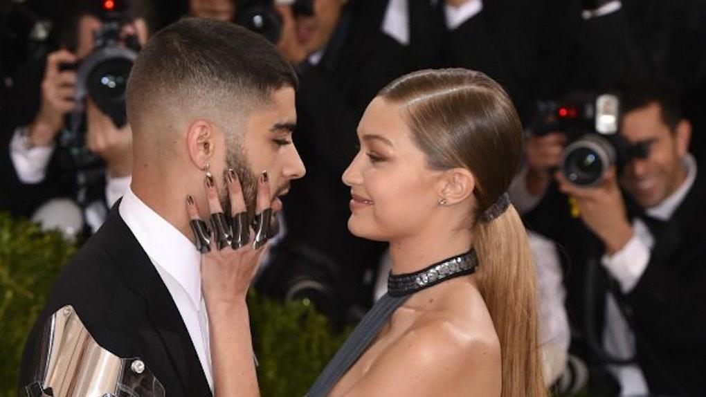 Zayn Malik And Gigi Hadid Moved In Together