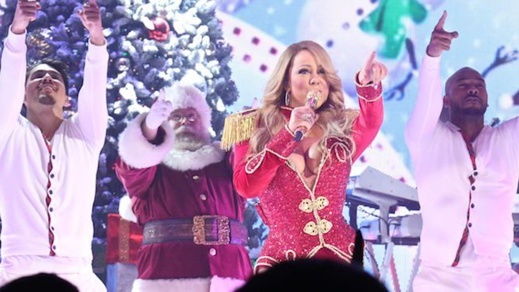 All I Want For Christmas Movie.Mariah Carey Announces All I Want For Xmas Is You Movie
