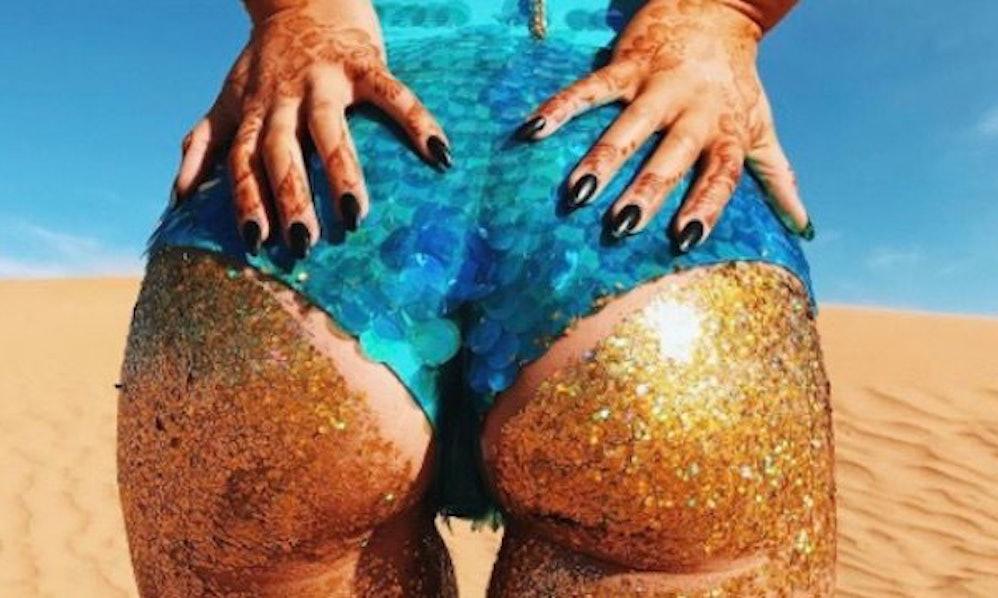 Image result for glitter butts