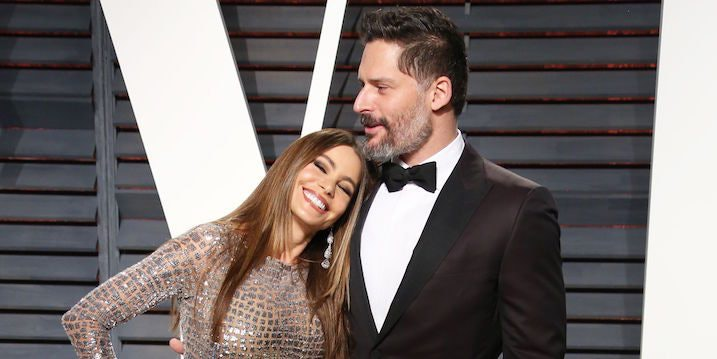 Sofia Vergara en Joe manganiello dating